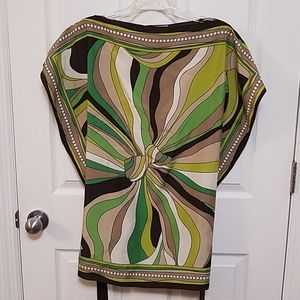Silky Michael Kors blouse